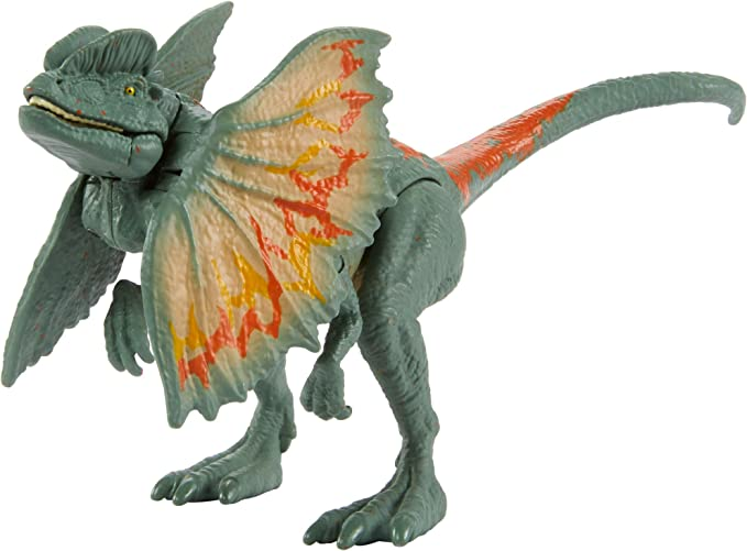 Amazon.com: Jurassic World Toys Jurassic World Savage Strike Dinosaur Action Figures in Smaller Size with Unique Attack Moves Like Biting, Head Ramming, Wing Flapping, Articulation and More, Multi (GNJ21): Toys & Games