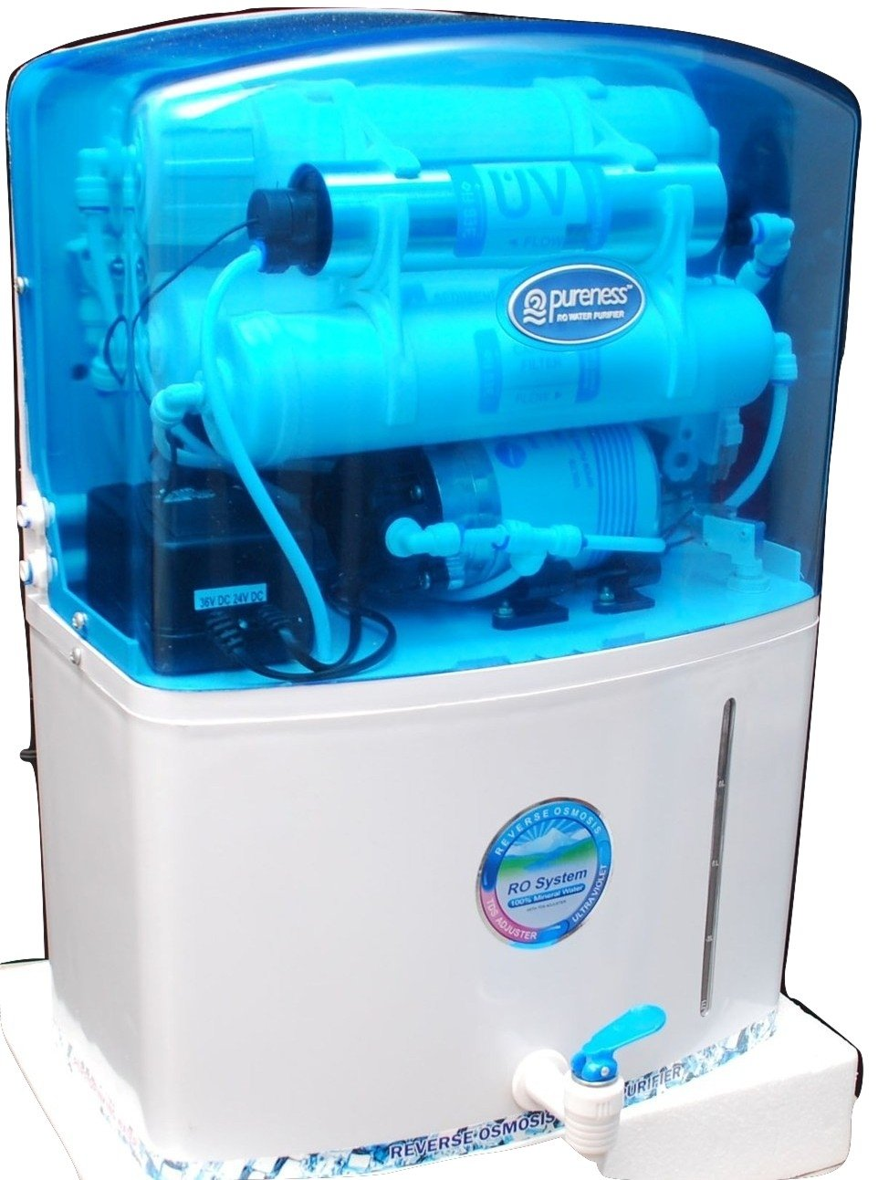 Pureness R O Water Purifier: Amazon.in: Home & Kitchen