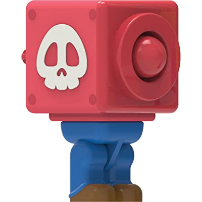 K'nex Super Mario Cannon Box Skipsqueak And Mystery Figure: Toys & Games