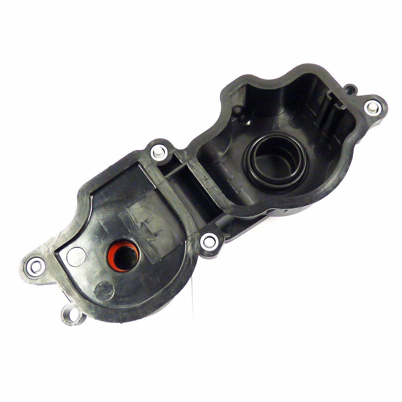 Cárter De Ventilación Turbo Filtro de aceite nuevo 11127799225 para E46 E90 E60 X3 525d 530d 535d: Amazon.es: Coche y moto