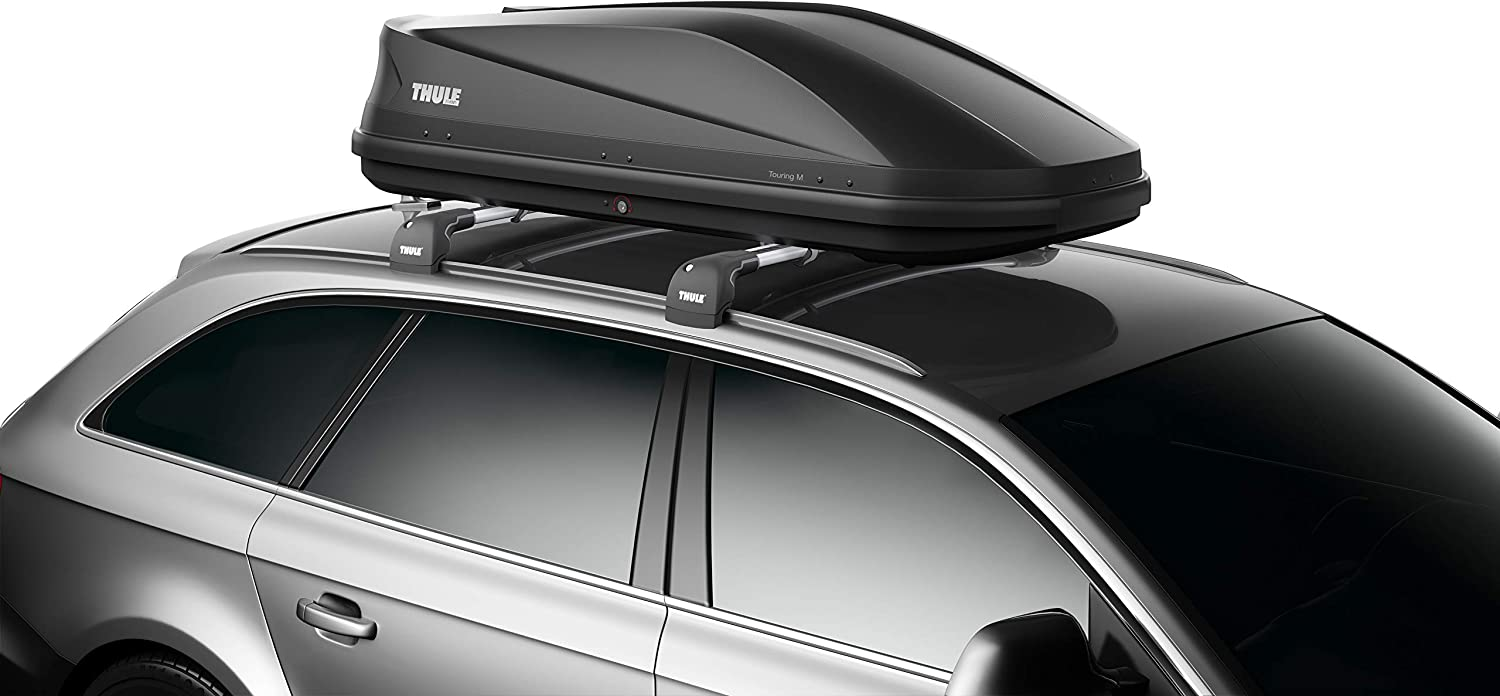 Thule Touring M 200 634208 Roof Box For Cars 400 L Grey Anthracite Auto