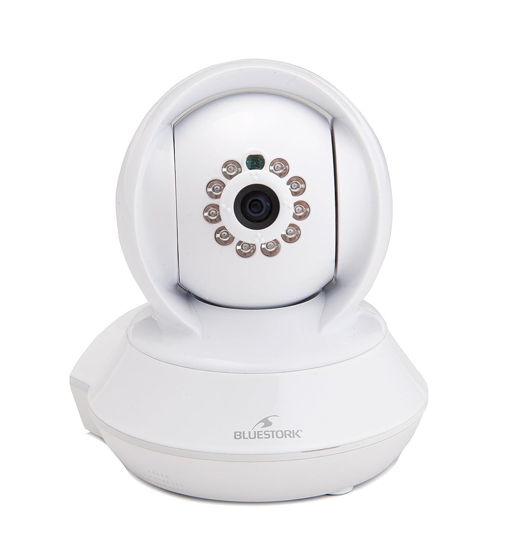 Bluestork BS-CAM/R - Cámara de vigilancia (WiFi), blanco: Amazon.es: Electrónica