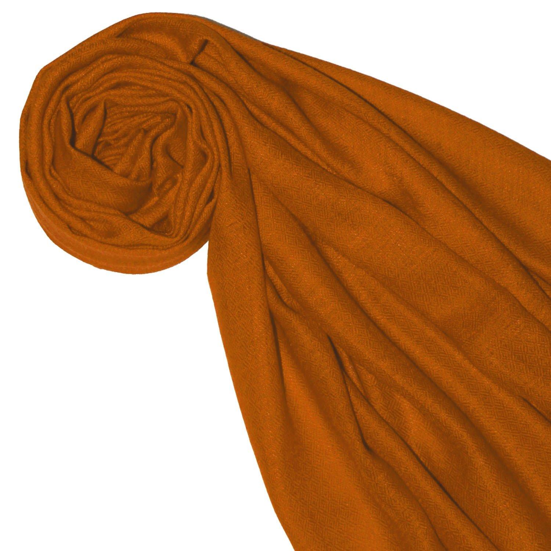 Lorenzo Cana Luxus Herrenschal Schaltuch 100/% Kaschmir leicht kuschelweich Kaschmirschal Kaschmirtuch Kaschmirpashmina einfarbig 7830411