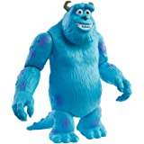 Pixar Sulley Figure True to Movie Scale Character Action Doll Highly Posable with Authentic Costumes for Storytelling…