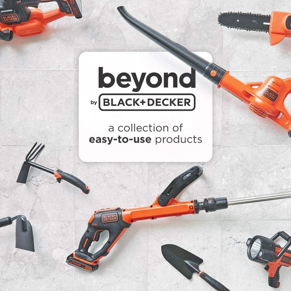 beyond by BLACK+DECKER Random Orbit Sander 2.4-Amp BDERO200AEV 5-Inch