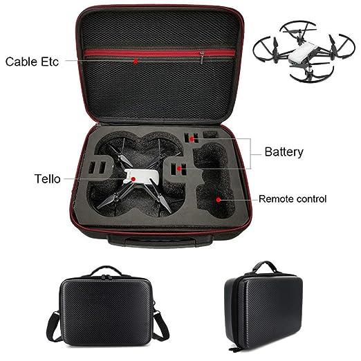 Sansee - Funda para dji Tello Drone (Impermeable, EVA): Amazon.es ...