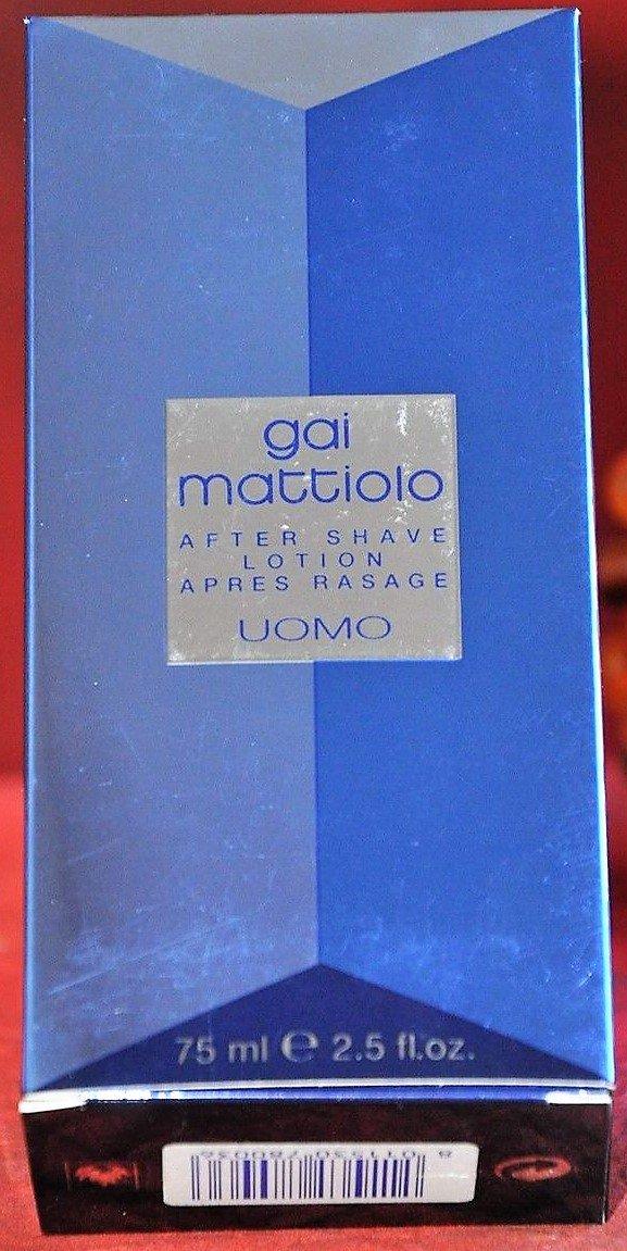 buy online 0367d bb665 Amazon.com : GAI MATTIOLO UOMO by Gai Mattiolo AFTERSHAVE ...