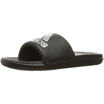 ca9490f2dc91a2 adidas Men s Voloomix Slide Sandals