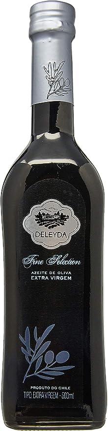 Azeite Chileno Deleyda Extra Virgem Fine Selection 500ml por Deleyda