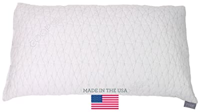 Shredded Memory Foam Pillow