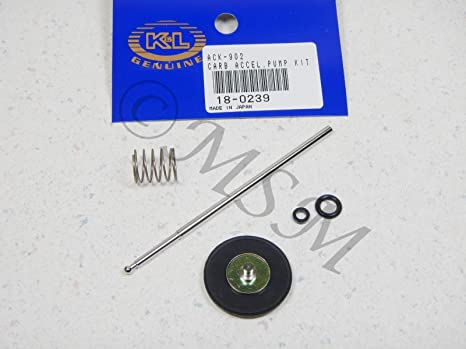 Amazon.com: HONDA CRF450R CRF450X NEW KEIHIN CARB ACCELERATOR PUMP on relay for fuel pump, fuse for fuel pump, gasket for fuel pump,
