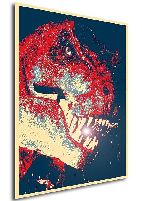 Instabuy Poster Propaganda Full - Jurassic Park (Cartel ...