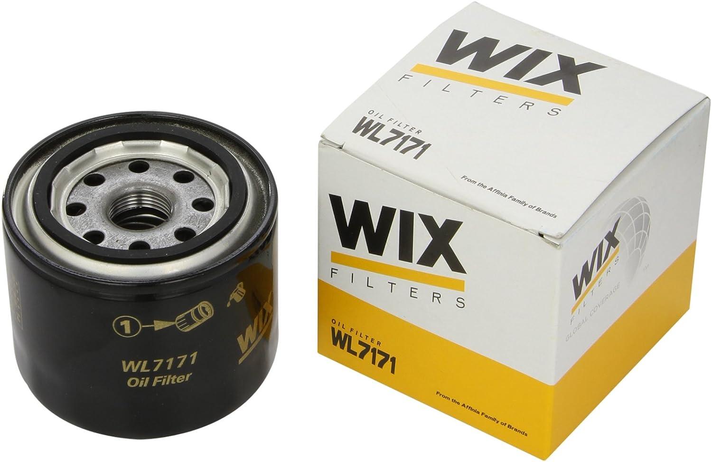 Filtro De Aceite Wix Filter WL7171