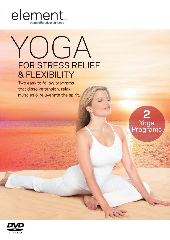 Element: Yoga for Stress Relief & Flexibility DVD Reino ...
