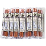 Nick's Sticks Free Range Turkey Snack Sticks - Gluten Free - No Antibiotics or Hormones (6 packages of 2 sticks)