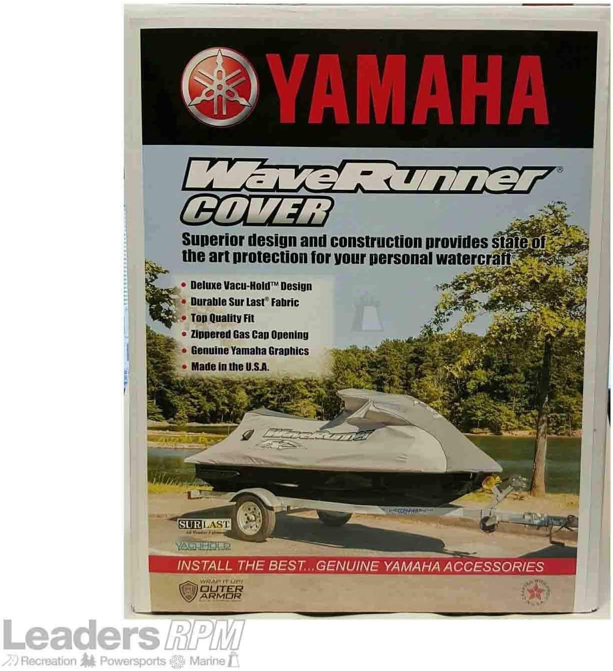1300 Waverunner Cover Yamaha OEM GPR 800 MWV-UNIGP-00-19 1200
