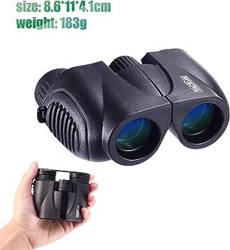 Tacklife Compact Folding 10x22 Binocular