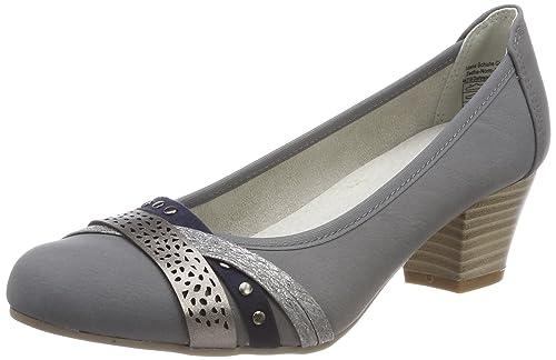 224 949, Zapatos de Tacón con Punta Cerrada para Mujer, Pink (Lt Pink), 37 EU Jane Klain