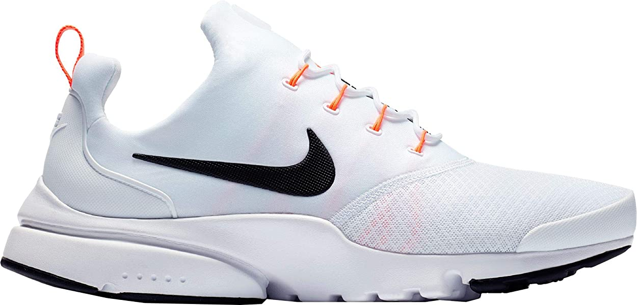 hot sale online 05ffe ddf21 Nike Men s Presto Fly JDI Shoes (White Black, 13 D(M)