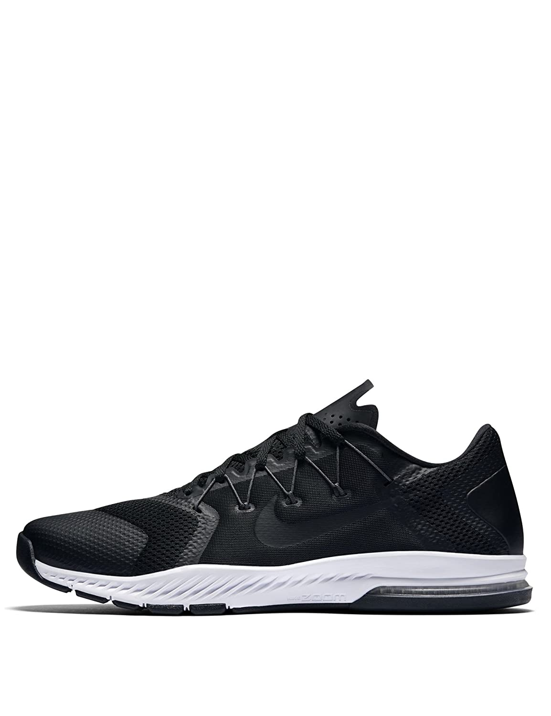 quite nice fd1bc fa05e Amazon.com  Nike Mens Zoom Train Complete, BLACKANTHRACITE-WHITE, 9 M US   Running