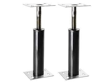 Adjustable Floor Jack Post 15 Gauge