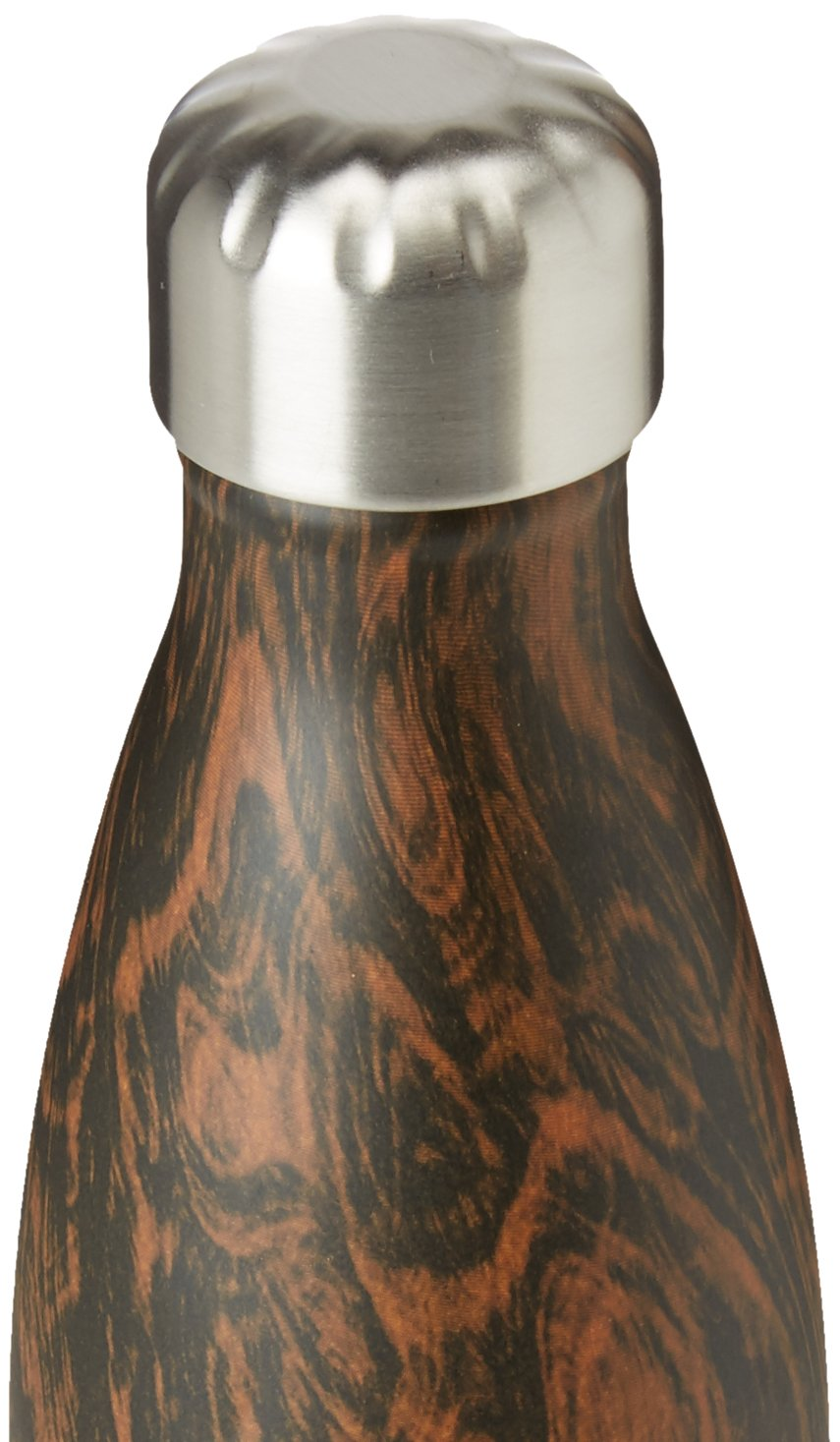 S'well Vacuum Insulated Stainless Steel Water Bottle, 17 oz, Wenge Wood by S'well (Image #3)