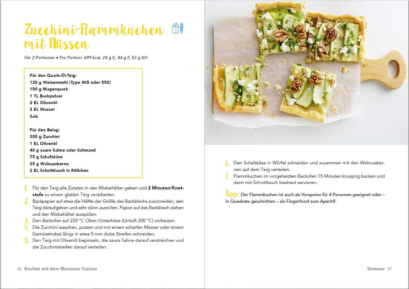 Kochen mit dem Monsieur Cuisine: Die 100 besten Rezepte für ...