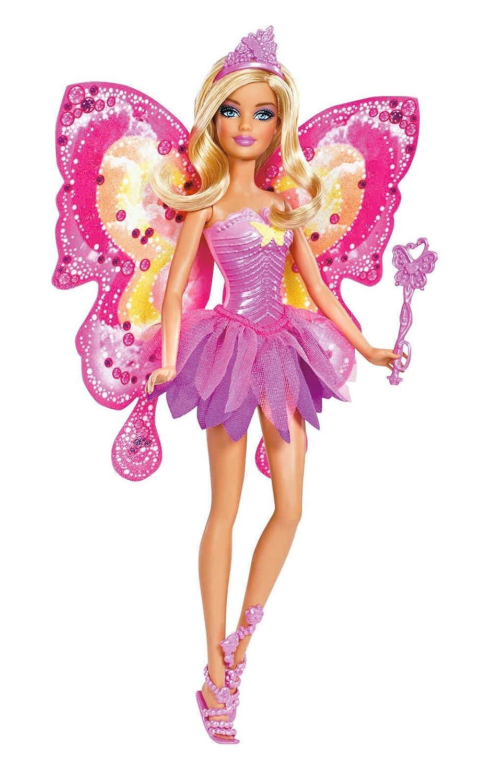 Mattel barbie hada brillante barbie w2966 amazon mattel barbie hada brillante barbie w2966 amazon juguetes y juegos thecheapjerseys Image collections