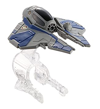 Hot Wheels Star Wars Starship Jedi Interceptor Vehicle