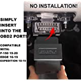 Start-X Remote Start Starter For Ford F-150 2015-2020, Edge 16-19, Expedition 18-19, || Plugs in to OBD2 Port || No Installat