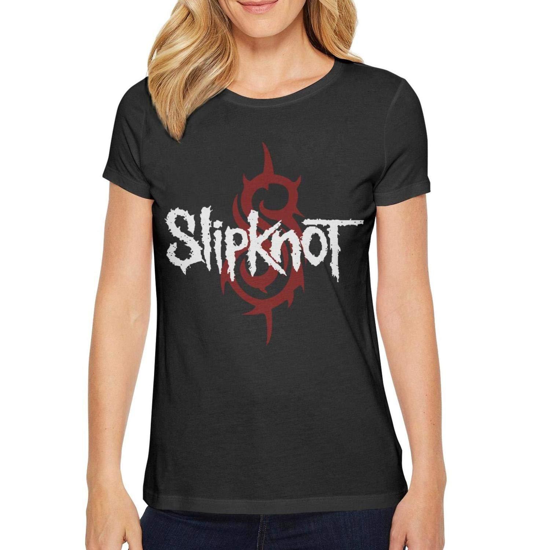 Slipknot Logo T Shirts Tee O Neck Short Sleeve T Shirts For 4263