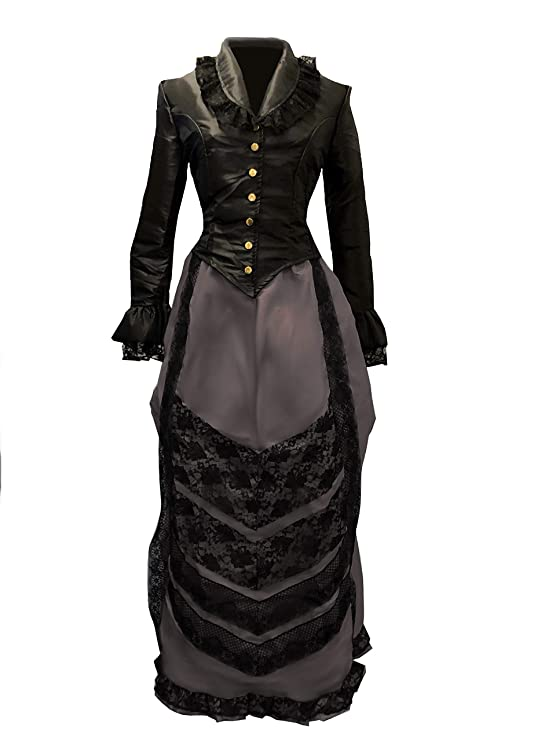 Victorian Dresses | Victorian Ballgowns | Victorian Clothing Reminisce Victorian Cosplay Costume $69.99 AT vintagedancer.com