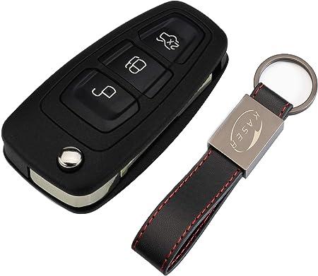 Schlüssel Gehäuse Fernbedienung Für Ford 3 Tasten Elektronik