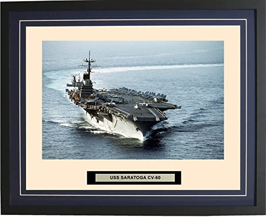 USS Pictor AF 54 Personalized Canvas Ship Photo Print Navy Veteran Gift