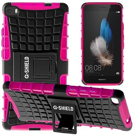 Amazon.com: G-Shield - Carcasa rígida para Huawei P8 Lite ...