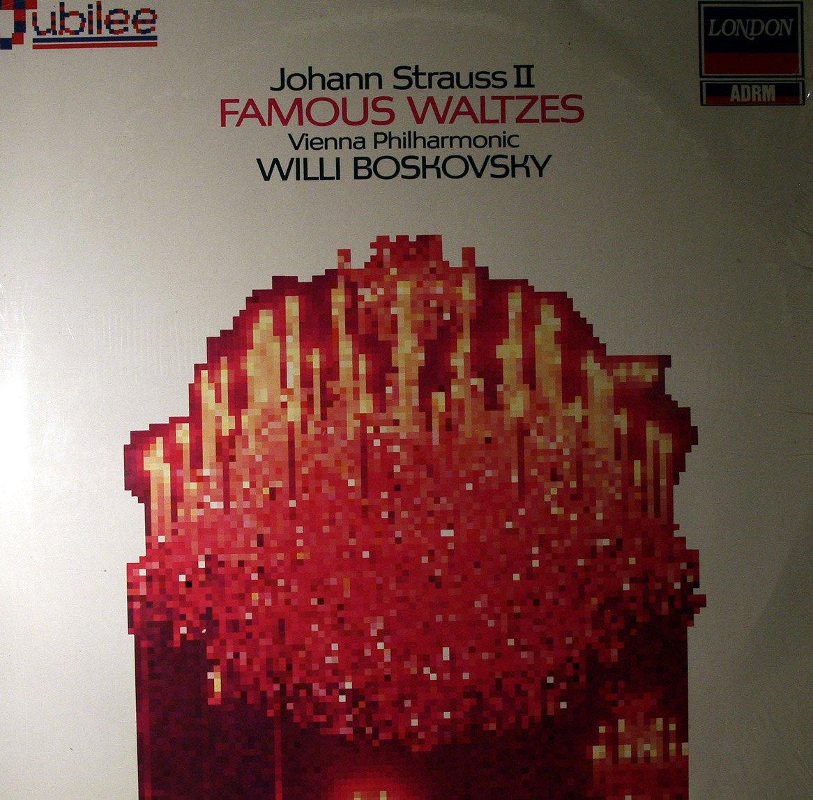 Johann Max 71% OFF Strauss II Famous Waltzes Long Beach Mall Philharmonic Bosko Vienna Willi