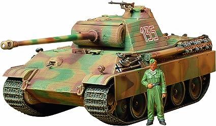 Tamiya Models German Panther Type G Model Kit