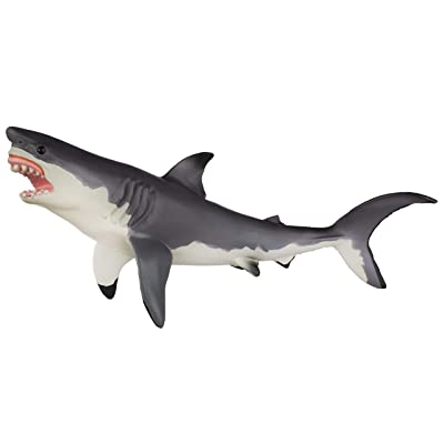 Safari Ltd Monterey Bay Aquarium Sea Life Great White Shark: Toys & Games