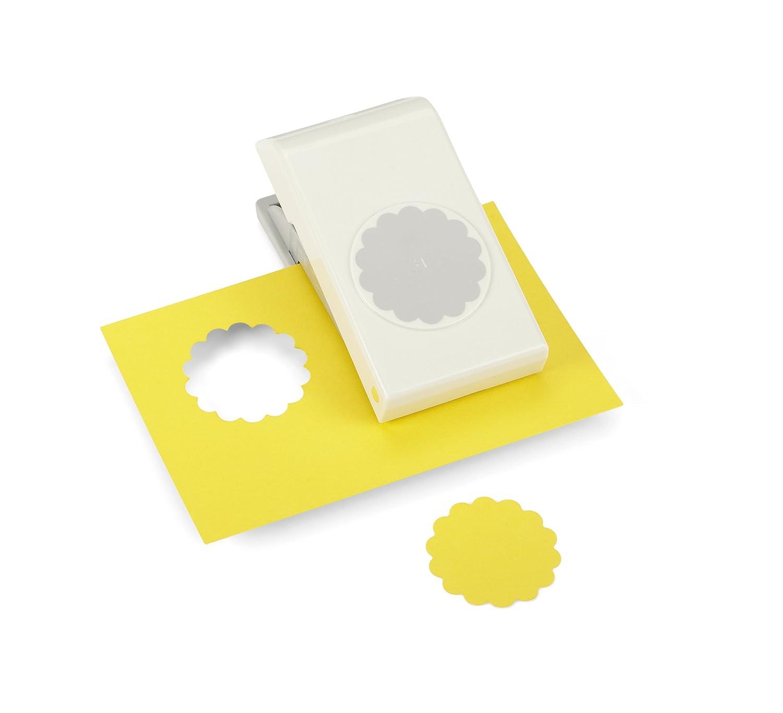1.75-Inch Scalloped Edge EK Success 54-31009 Tools Circle Punch
