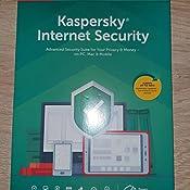 Kaspersky Internet Security 2020 Upgrade | 3 Geräte | 1