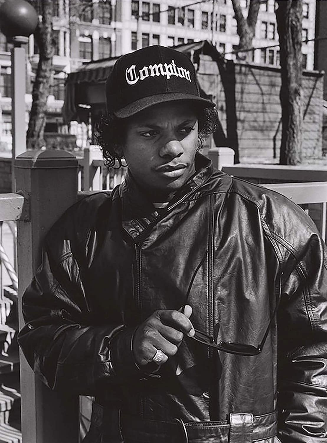 777 Tri-Seven Entertainment Eazy-E Poster Large Wall Art Print (24x36)