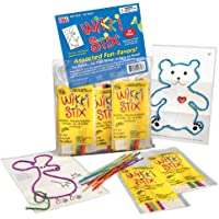 Wikki Stix Fun Favors (Assorted pack of 50)