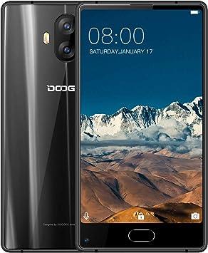 Smartphone Libre, DOOGEE Mix Lite Moviles 4G Dual SIM, Pantalla de ...