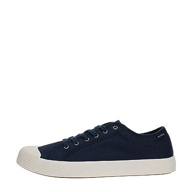 PALLADIUM 75733 Sneakers Homme White 41  Bottes Classiques Femme - Noir - Schwarz (Schwarz Carbon Fumo Suede 727)  Marron (Pepper Comb 392)  28 EU KQO6Kd