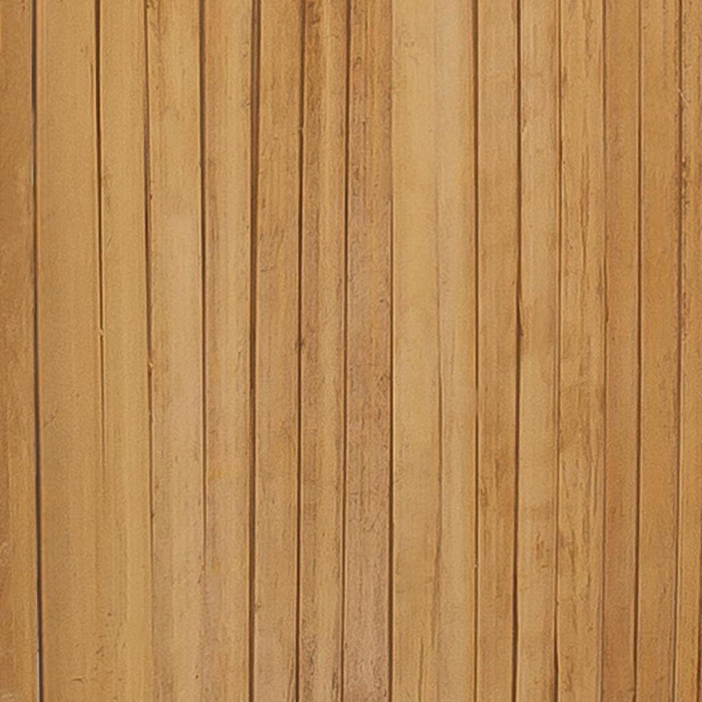vidaXL Divisore Stanza paravento intimit/à separatore da Interno a 3 Pannelli bamb/ù