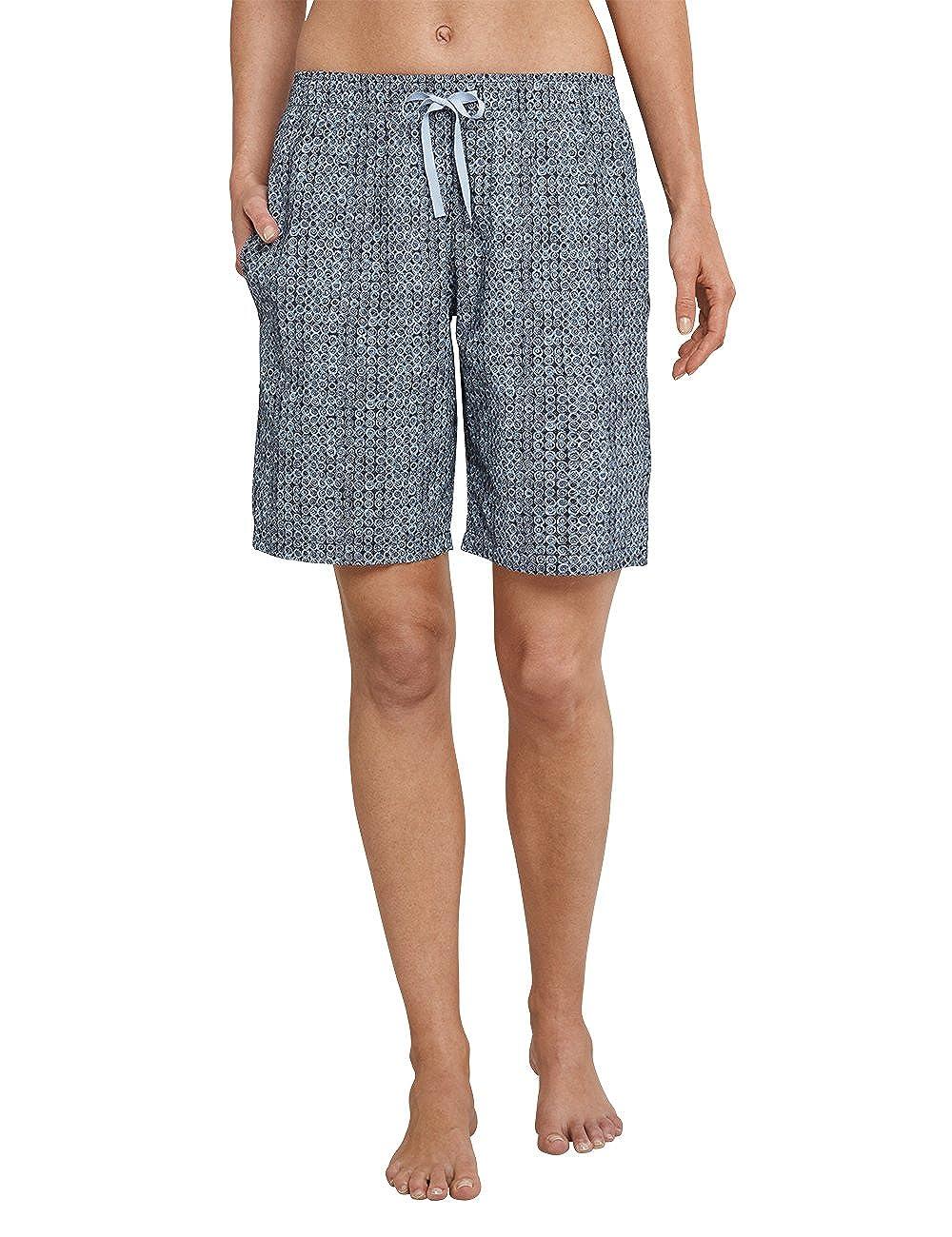 Schiesser Webbermuda, Pantalones de Pijama para Mujer