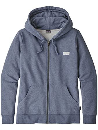 a69ab561f029 Patagonia Damen W s Pastel P-6 Label Mw Full-Zip Hoodie  Amazon.de ...