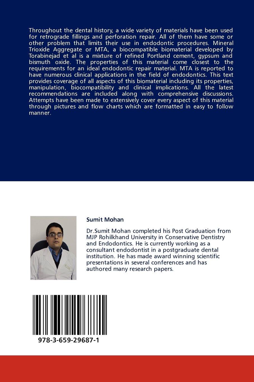 Mineral Trioxide Aggregate: A Gold Standard in Endodontics