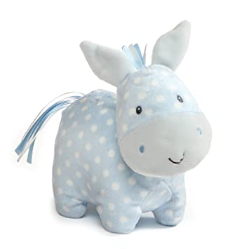 Amazon Com Gund Baby Roly Polys Horse Polka Dotted Stuffed Animal