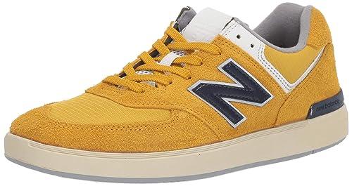 new balance uomo yellow